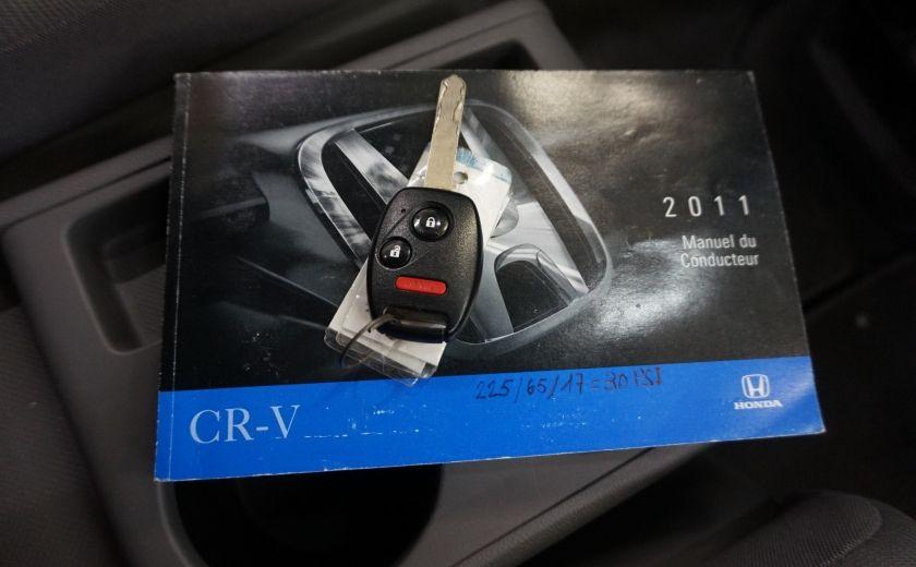2011 Honda CRV LX AWD #27
