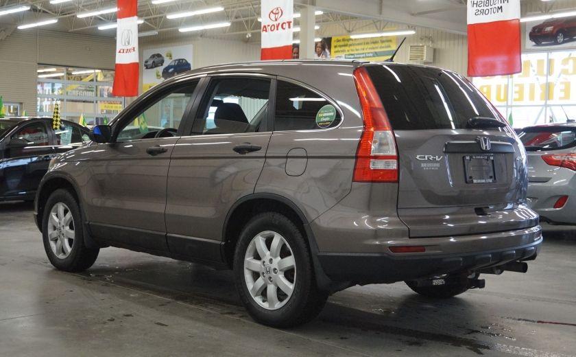 2011 Honda CRV LX #4