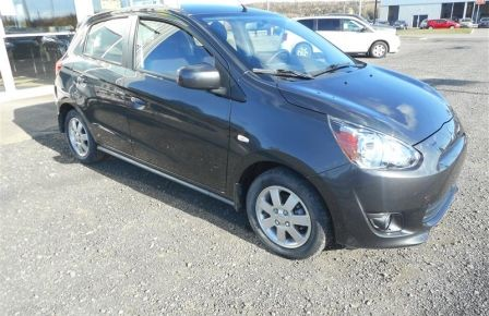2014 Mitsubishi Mirage SE in New Richmond