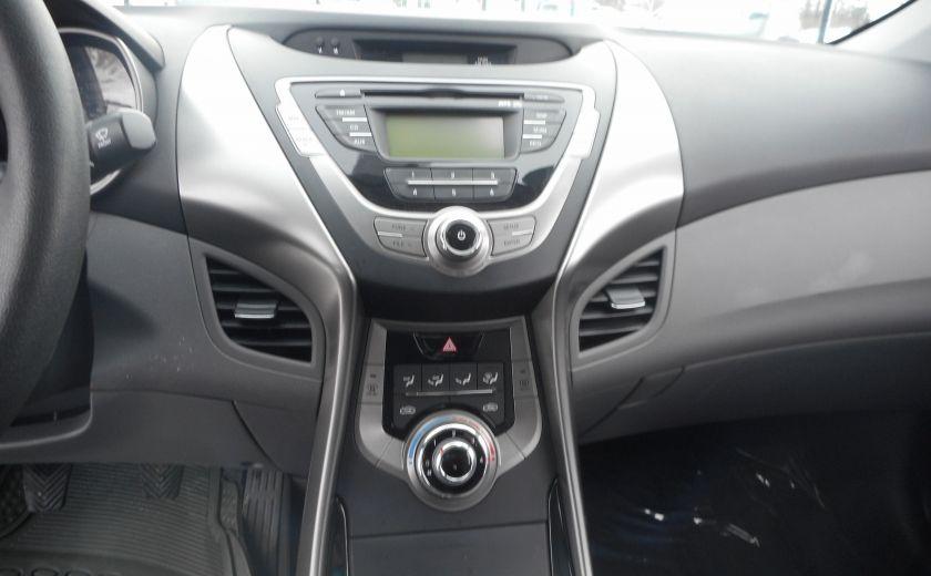2013 Hyundai Elantra L #11