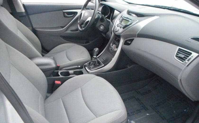 2013 Hyundai Elantra L #17