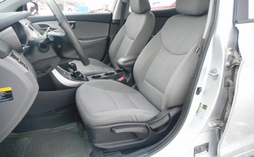 2013 Hyundai Elantra L #8