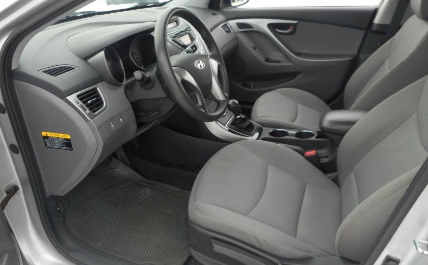 2013 Hyundai Elantra L #7