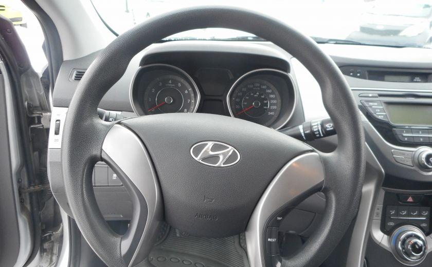 2013 Hyundai Elantra L #12