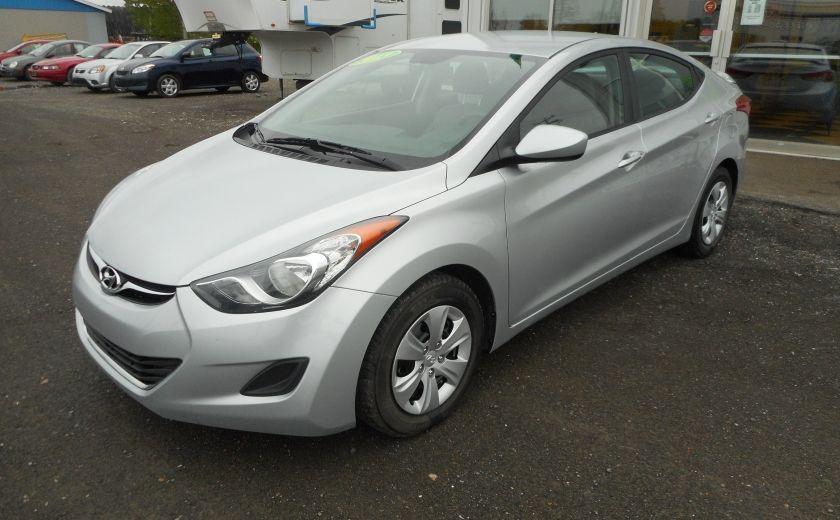 2013 Hyundai Elantra L #2