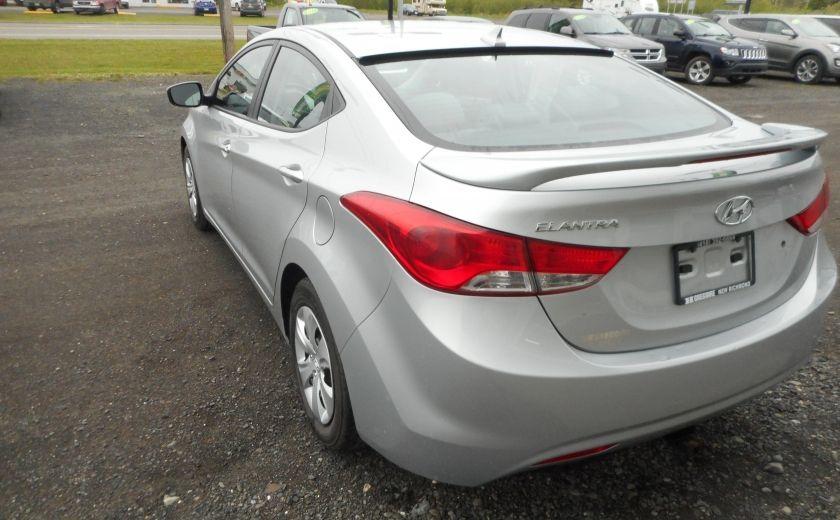 2013 Hyundai Elantra L #4