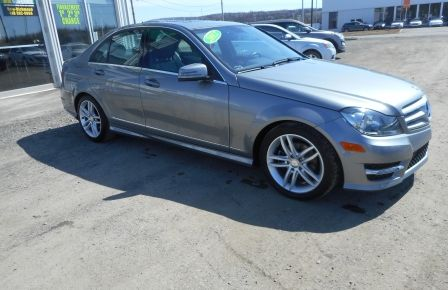 2012 Mercedes Benz C250  in Sherbrooke