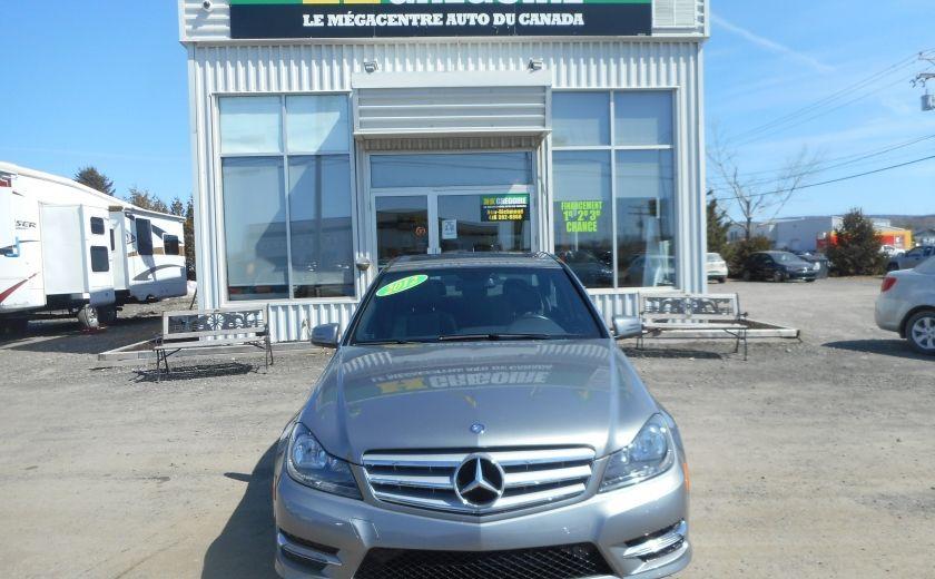 2012 Mercedes Benz C250  #1