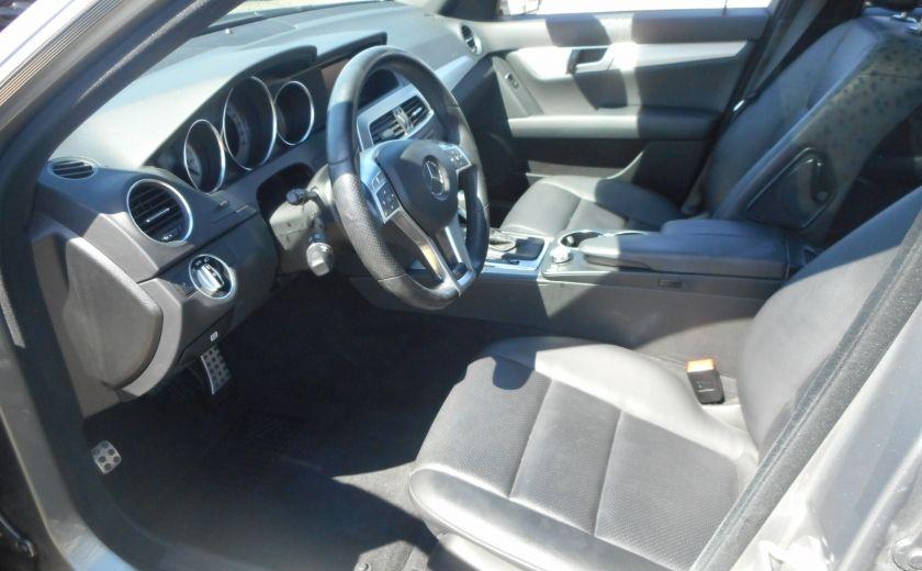 2012 Mercedes Benz C250  #8