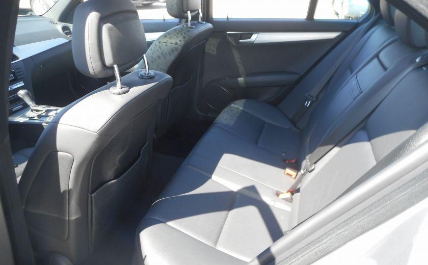 2012 Mercedes Benz C250  #15