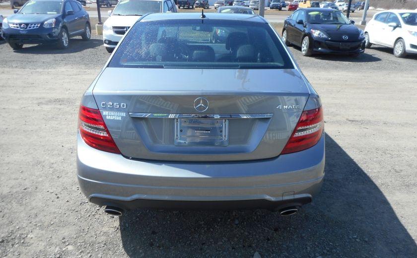 2012 Mercedes Benz C250  #5