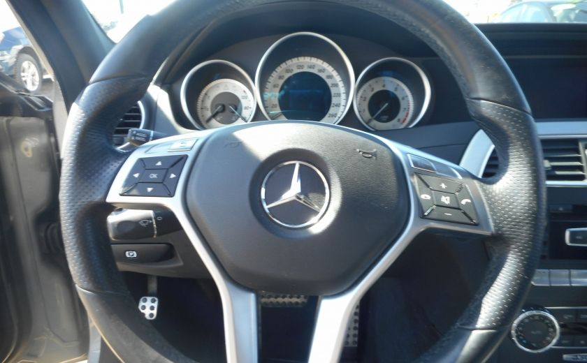 2012 Mercedes Benz C250  #13