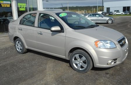 2011 Chevrolet Aveo LT à New Richmond