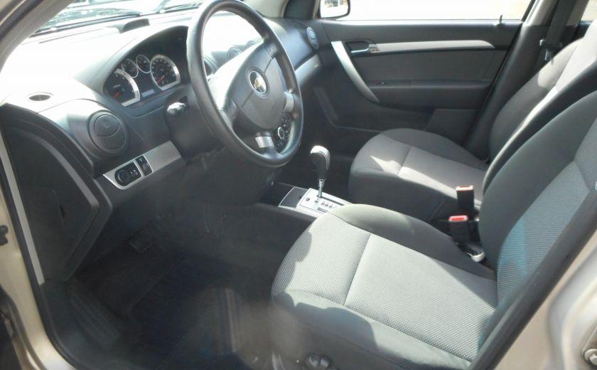 2011 Chevrolet Aveo LT #8