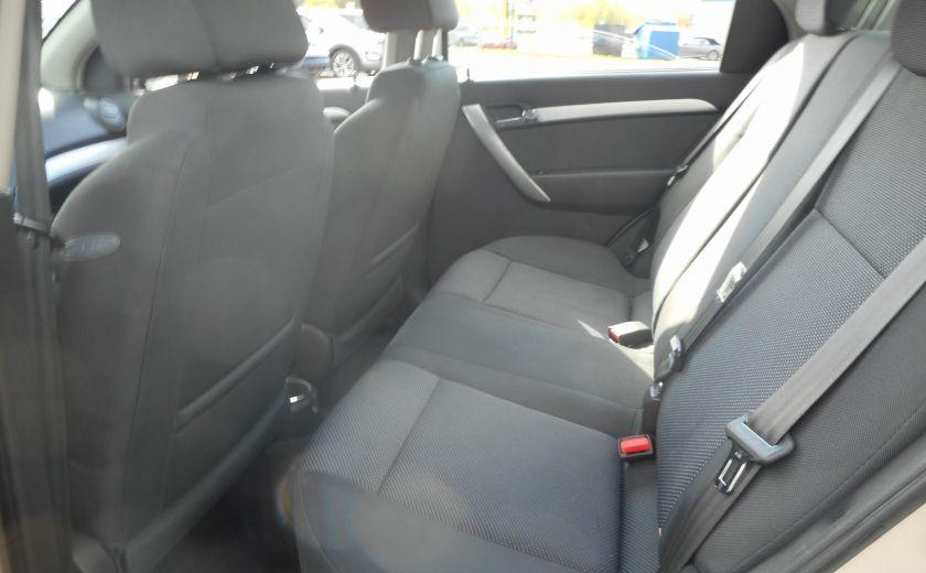 2011 Chevrolet Aveo LT #13