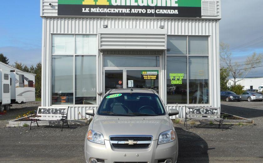 2011 Chevrolet Aveo LT #1