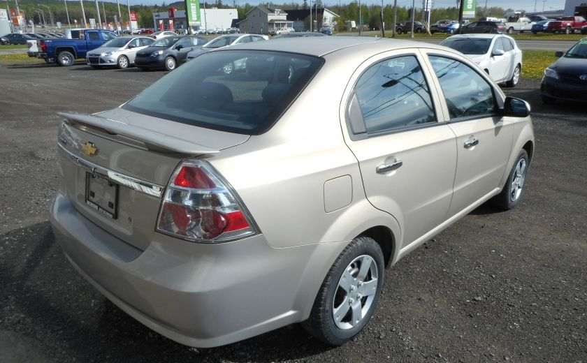 2011 Chevrolet Aveo LT #6