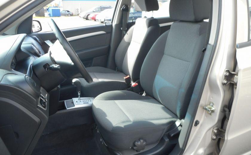 2011 Chevrolet Aveo LT #9