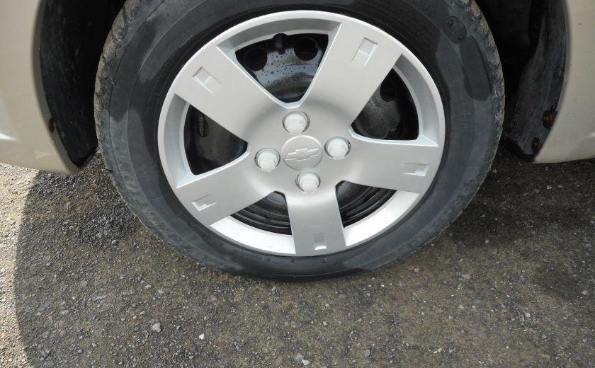 2011 Chevrolet Aveo LT #21