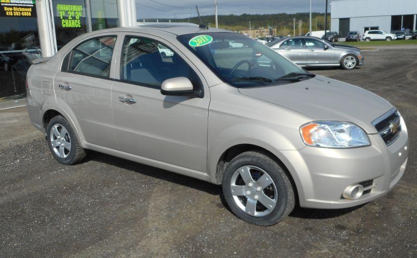 2011 Chevrolet Aveo LT #0