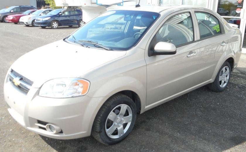 2011 Chevrolet Aveo LT #2