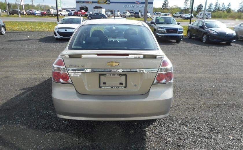 2011 Chevrolet Aveo LT #5