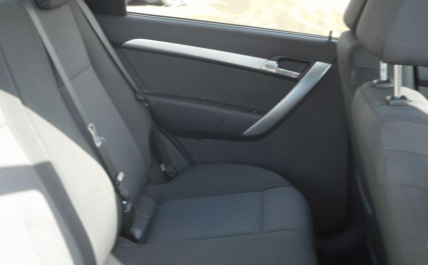 2011 Chevrolet Aveo LT #16