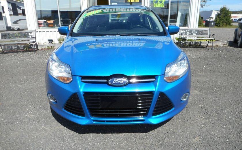 2012 Ford Focus SE #1