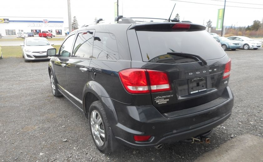 2013 Dodge Journey R/T   AWD   7 places #4
