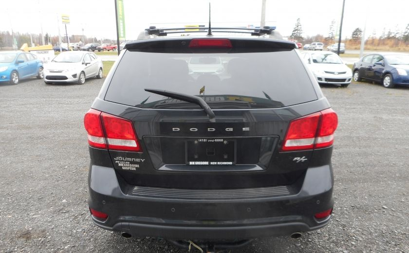 2013 Dodge Journey R/T   AWD   7 places #5