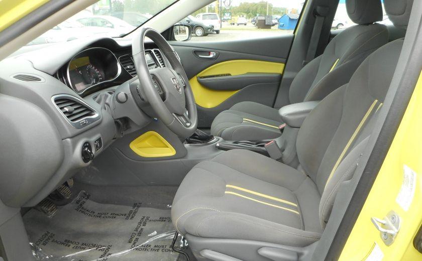 2013 Dodge Dart Rallye #8