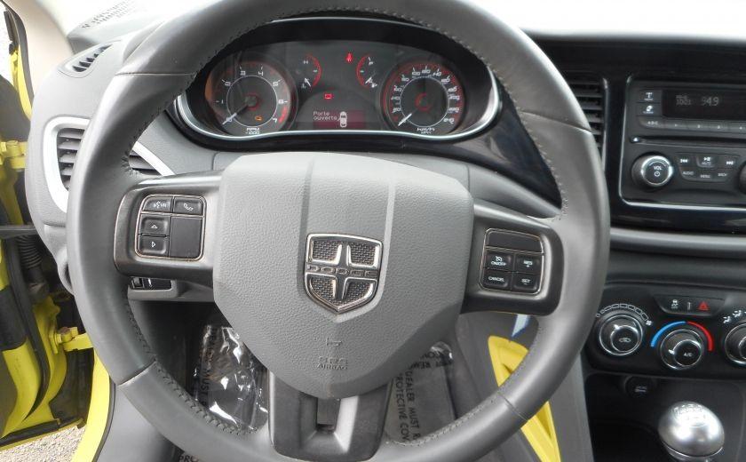 2013 Dodge Dart Rallye #9