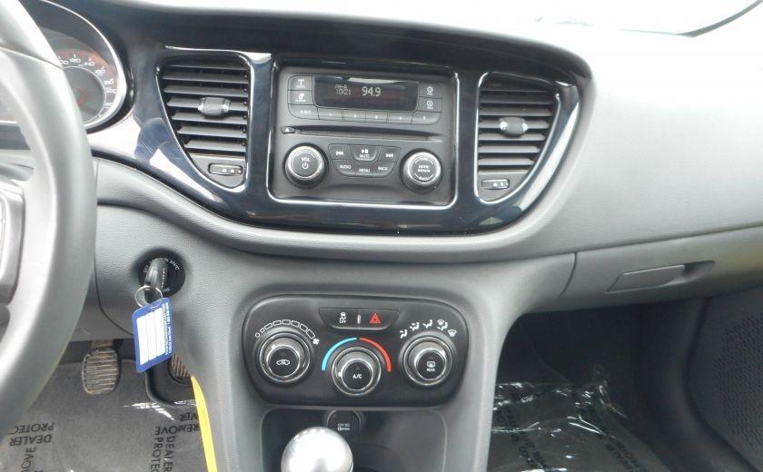 2013 Dodge Dart Rallye #10