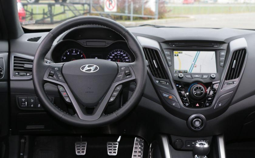 2016 Hyundai Veloster Turbo MAN A/C BLUETOOTH MAGS #13