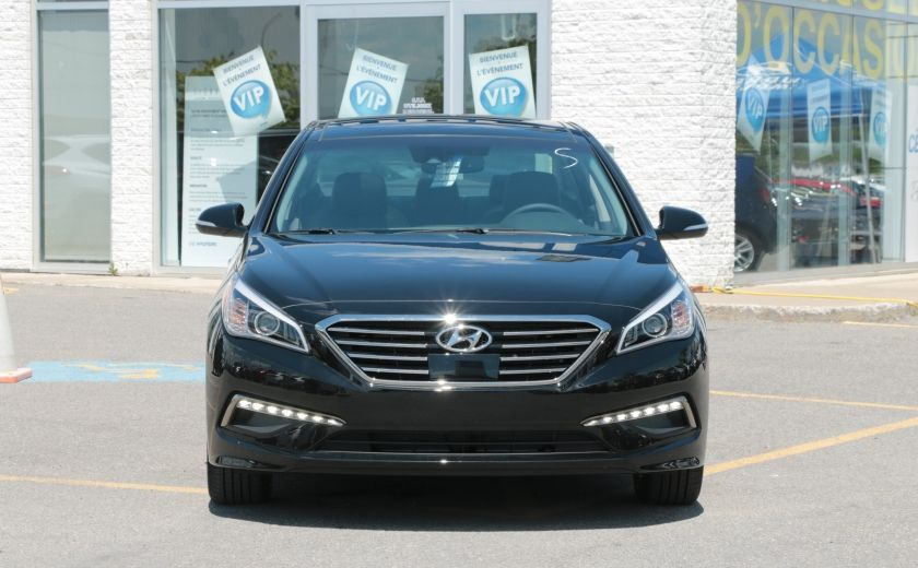 2016 Hyundai Sonata 2.4L Limited #1