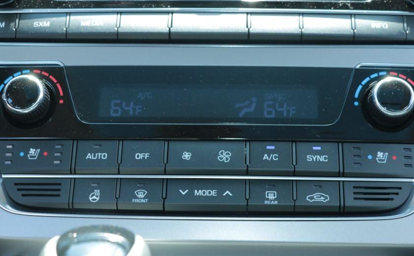 2016 Hyundai Sonata 2.4L Limited #19