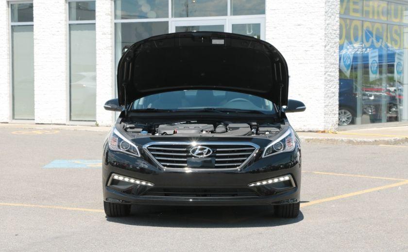 2016 Hyundai Sonata 2.4L Limited #34