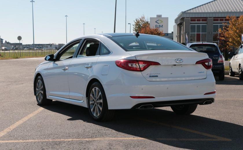 2016 Hyundai Sonata 2.4L Limited AUTO A/C BLUETOOTH CAMERA MAGS #4