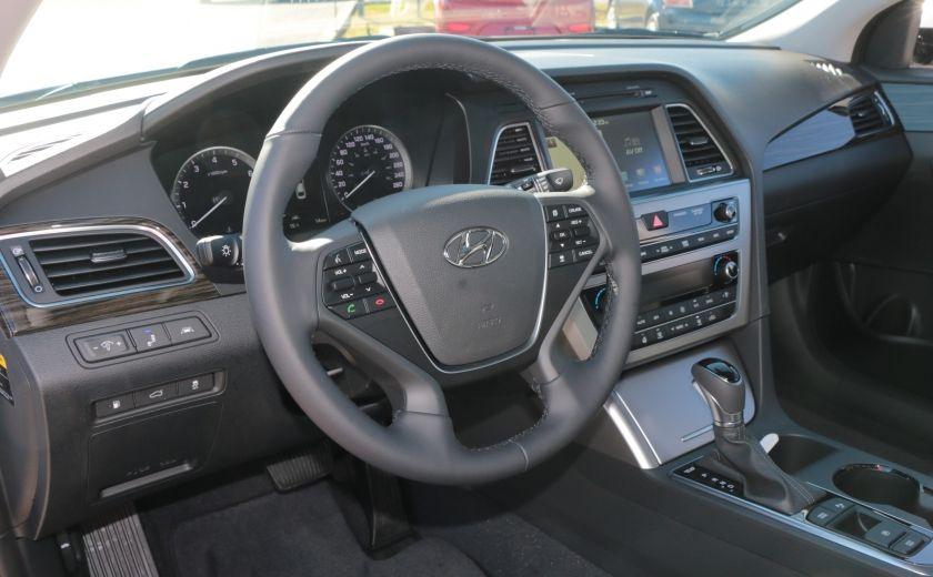 2016 Hyundai Sonata 2.4L Limited AUTO A/C BLUETOOTH CAMERA MAGS #8
