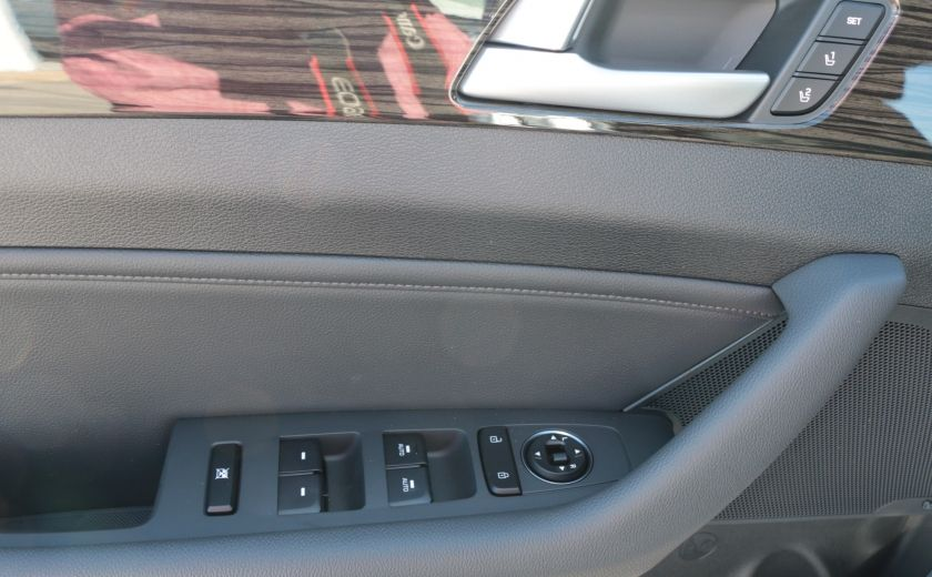 2016 Hyundai Sonata 2.4L Limited AUTO A/C BLUETOOTH CAMERA MAGS #10