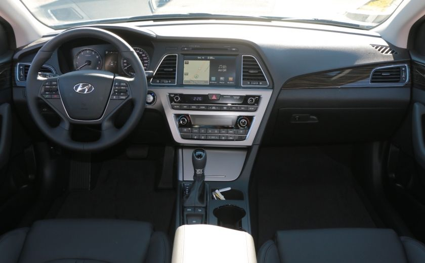 2016 Hyundai Sonata 2.4L Limited AUTO A/C BLUETOOTH CAMERA MAGS #13