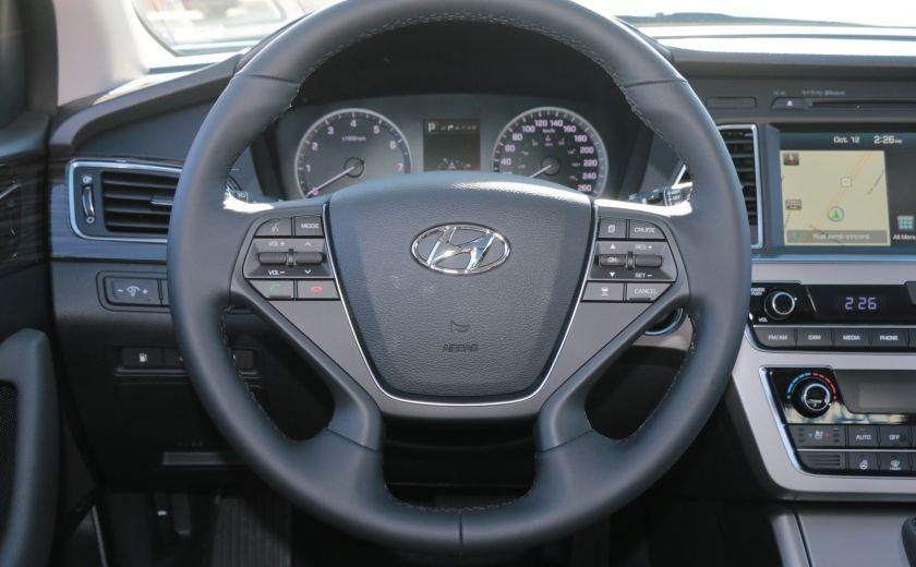 2016 Hyundai Sonata 2.4L Limited AUTO A/C BLUETOOTH CAMERA MAGS #15