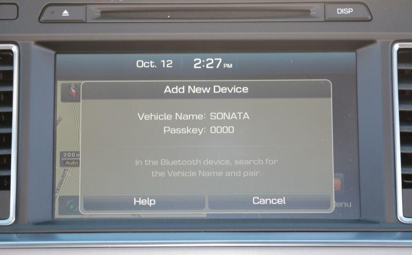 2016 Hyundai Sonata 2.4L Limited AUTO A/C BLUETOOTH CAMERA MAGS #17