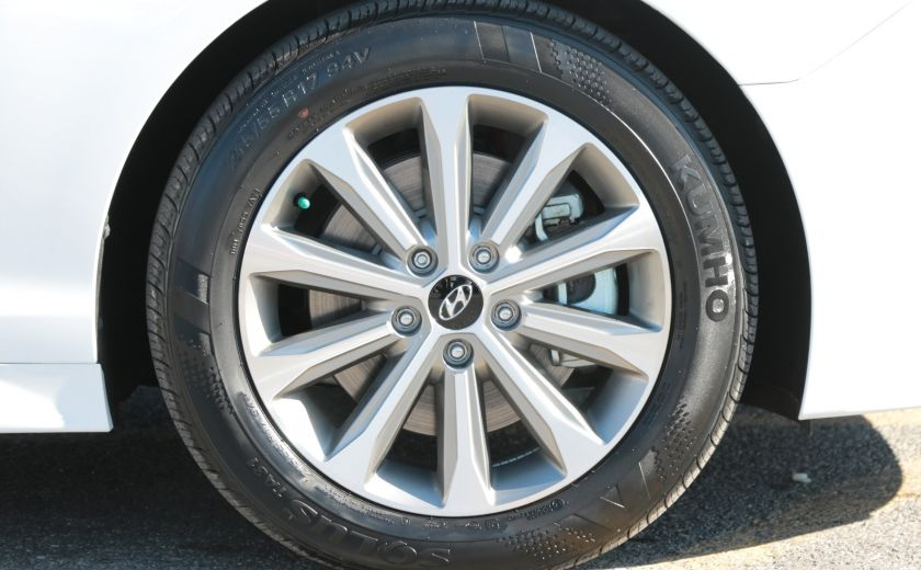 2016 Hyundai Sonata 2.4L Limited AUTO A/C BLUETOOTH CAMERA MAGS #38