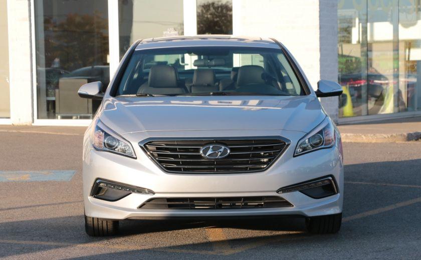2016 Hyundai Sonata 2.4L GLS Special Edition #1