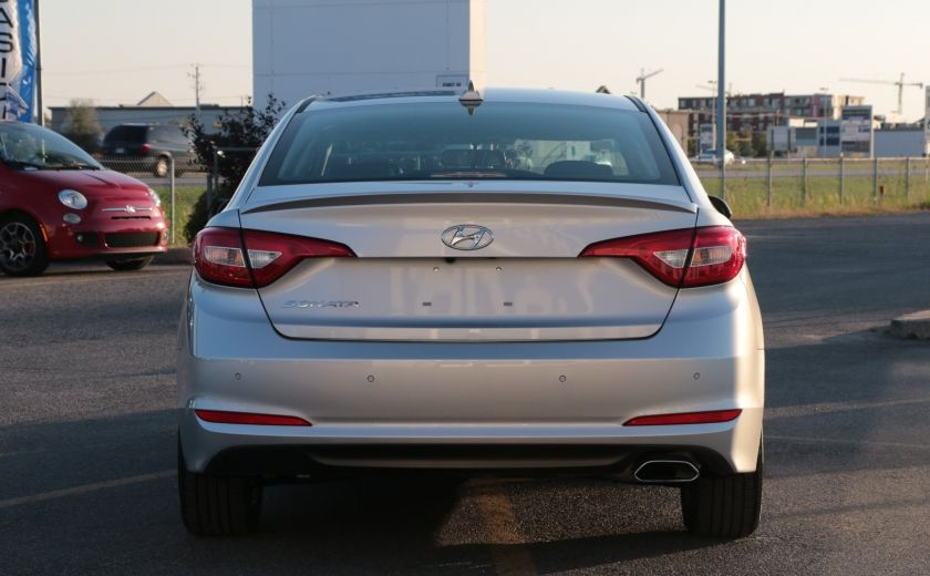 2016 Hyundai Sonata 2.4L GLS Special Edition #5