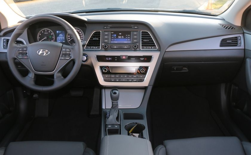 2016 Hyundai Sonata 2.4L GLS Special Edition #12
