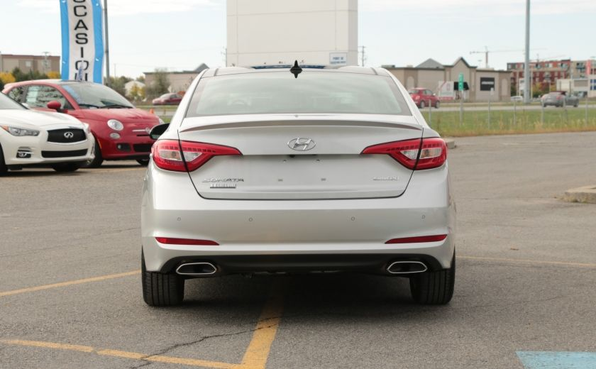 2016 Hyundai Sonata 2.4L Limited #5