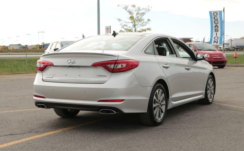 2016 Hyundai Sonata 2.4L Limited #6