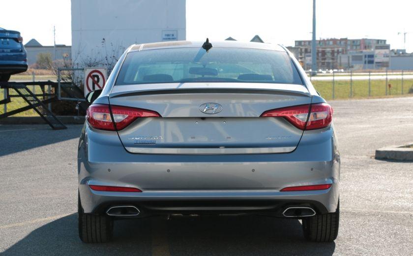 2016 Hyundai Sonata 2.4L Sport Tech #5